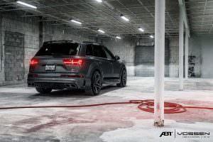 Аэродинамический обвес Audi Q7 от ABT Sportsline