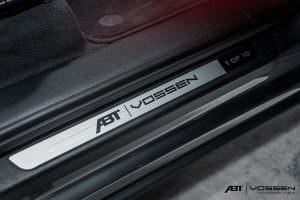 Накладки на пороги Audi Q7 от ABT Sportsline и Vossen Wheels