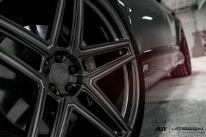 22-дюймовые пятиспицевые диски Audi Q7 от Vossen Wheels