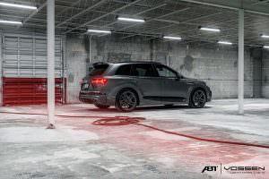 Обвес Audi Q7 от ABT Sportsline
