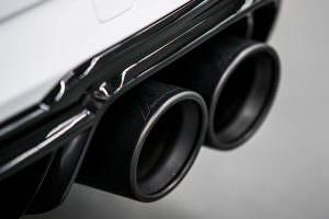 Выхлопная система ABT для Audi RS3