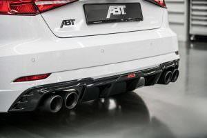 Диффузор Audi RS3. Тюнинг от ABT Sportsline