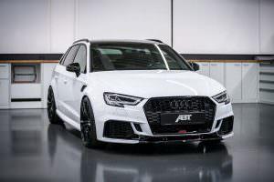 Новая Audi RS3. Тюнинг от ABT Sportsline