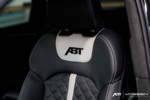 Сиденья с логотипом ABT в салоне Audi SQ7