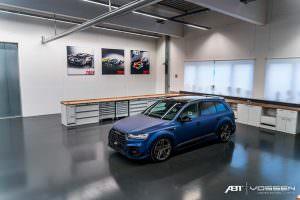 Новая Audi SQ7 от ABT и Vossen
