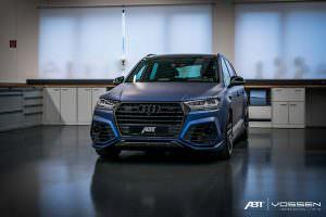 Новый тюнинг Audi SQ7 от ABT Sportsline
