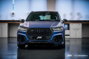 Audi SQ7. Тюнинг от ABT Sportsline и Vossen Wheels