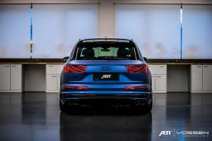 Тюнинг Audi SQ7 от ABT и Vossen
