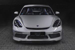 Новый Porsche 718 от TechArt