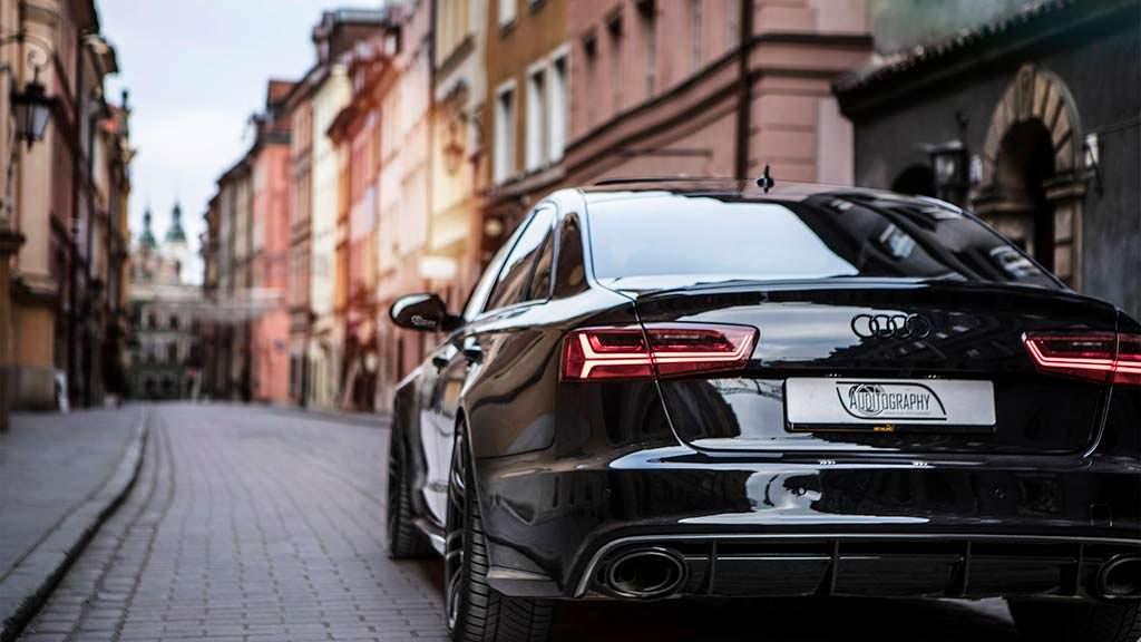 Audi RS6 C7 Sedan, единственный в мире