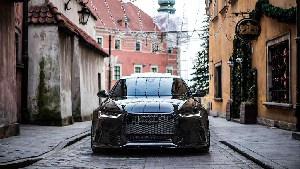 Единственная Audi RS6 C7 Sedan