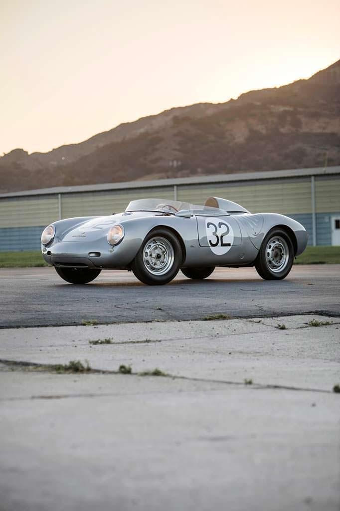 Porsche 550A Spyder 1958 года