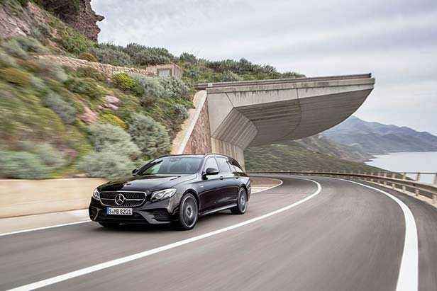 Mercedes-Benz E-Class - ТОП-10 самых продаваемых автомобилей Европы