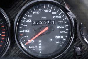 Porsche 993 Turbo Cabriolet 1995 года с пробегом 32 200 км