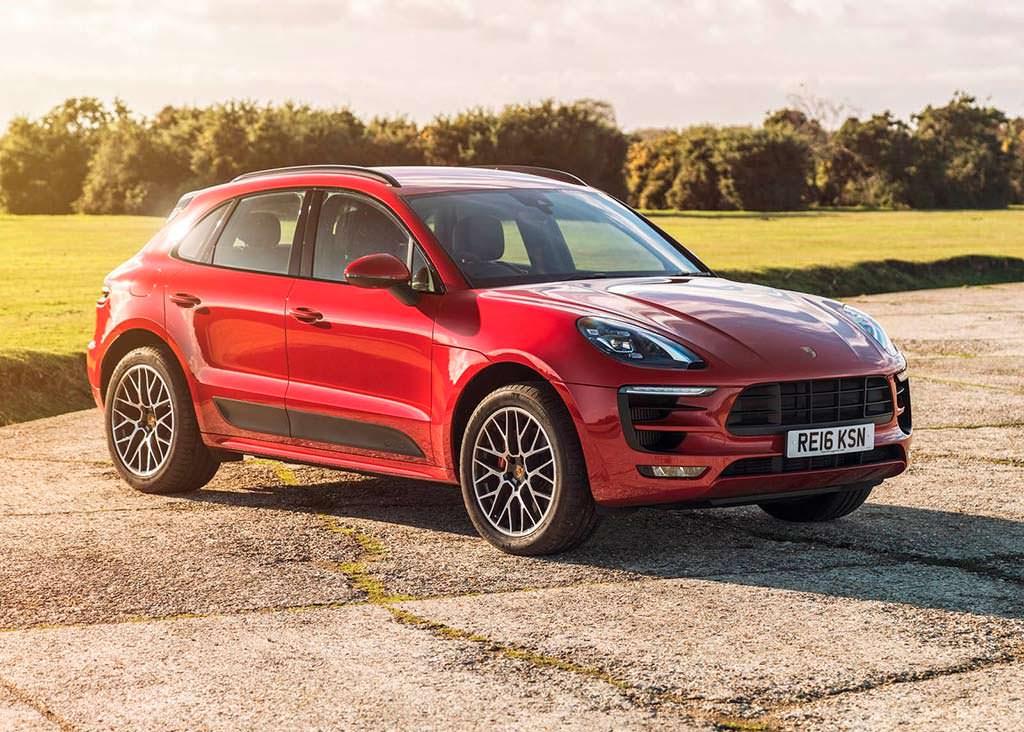 Porsche Macan. Продажи за 2017 год 97 000 единиц