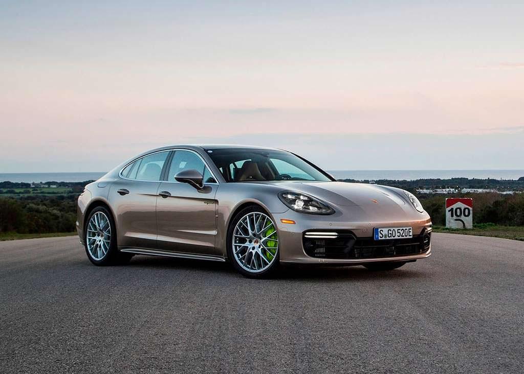 Porsche Panamera. Продажи за 2017 год 28 000 единиц