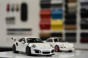 100-я студия Porsche в Китае