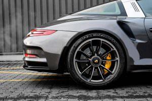 Задние колёса 21х12-дюймов Porsche 911 Targa 4 GTS