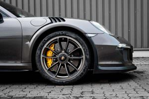 Передние колёса 20х9-дюймов Porsche 911 Targa 4 GTS