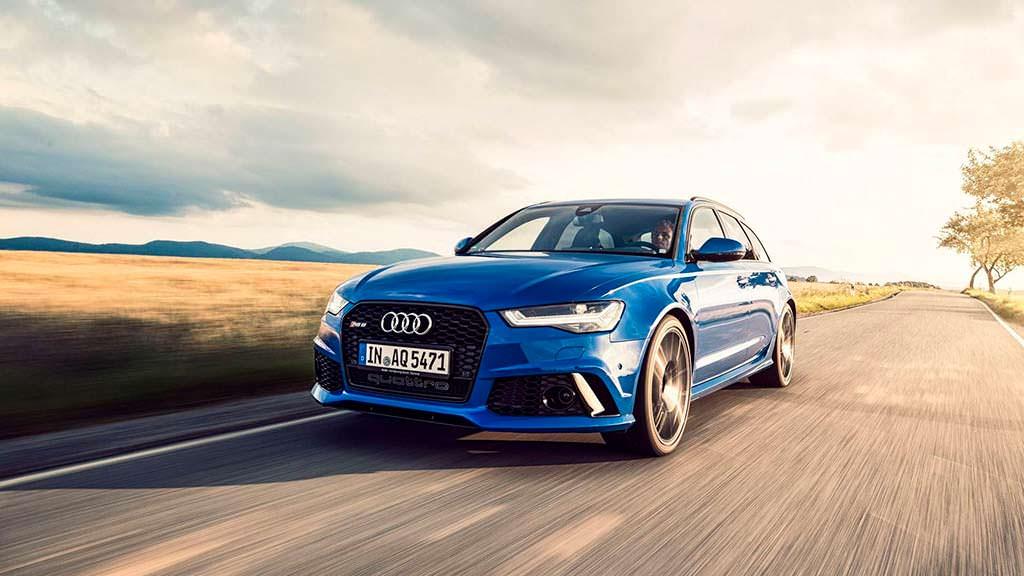 2018 Audi RS6 Avant Performance Nogaro Edition