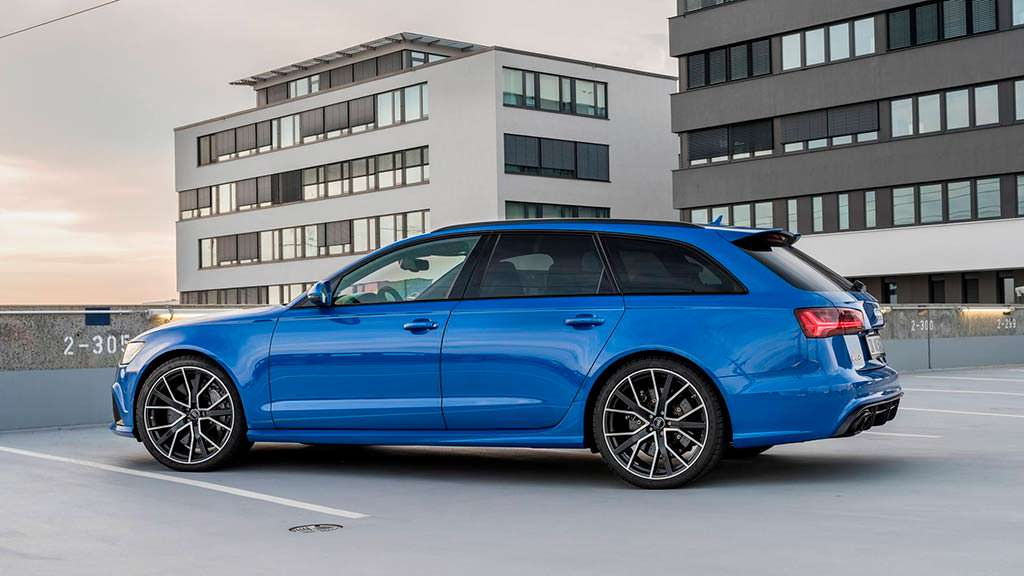 Audi RS6 Avant Performance Nogaro Edition: выпустят 150 машин