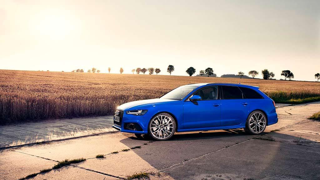 Audi RS6 Avant Performance Nogaro Edition: цена от €124 200