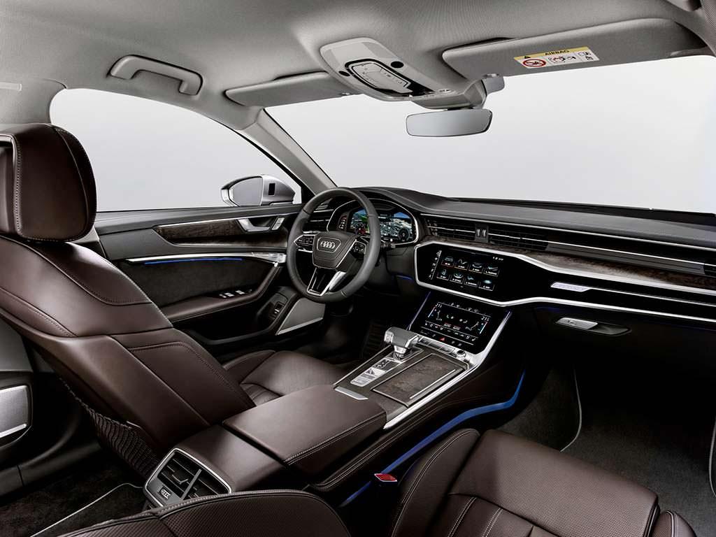 Фото внутри Audi A6 2019