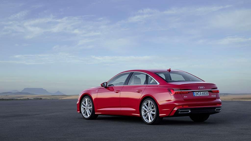 Новое поколение Audi A6