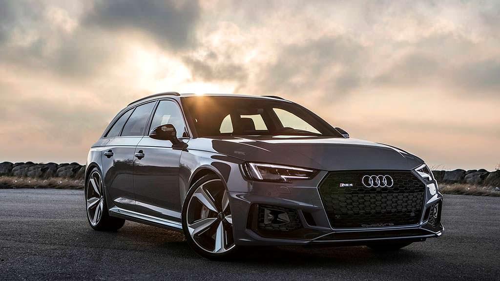 2018 Audi RS4 Avant B9