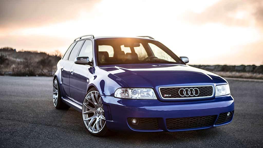 2001 Audi RS4 Avant B5
