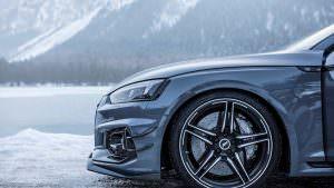 21-дюймовые колесные диски Audi RS5-R от ABT Sportsline
