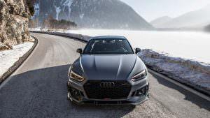Новая Audi RS5-R от Auditography