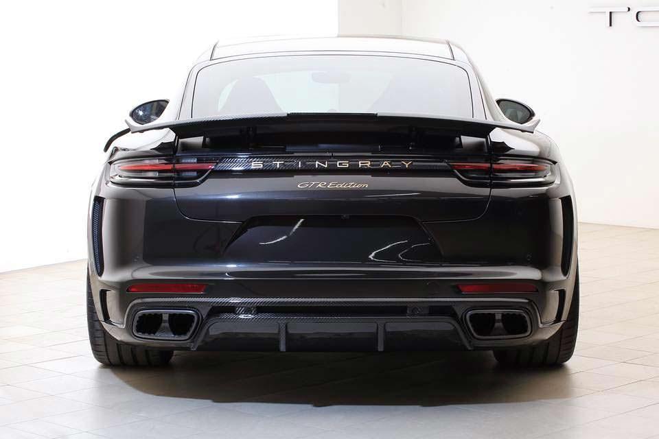 Тюнинг Porsche Panamera Turbo S E-Hybrid от TopCar