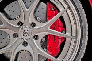 20-дюймовые колесные диски Strasse SM5R Deep Concave FS