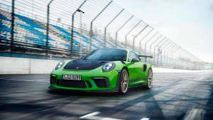 Новый Porsche 911 GT3 RS