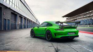 Супер-купе Porsche 911 GT3 RS