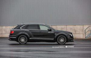 Bentley Bentayga в обвесе PDXR. Тюнинг от Prior Design