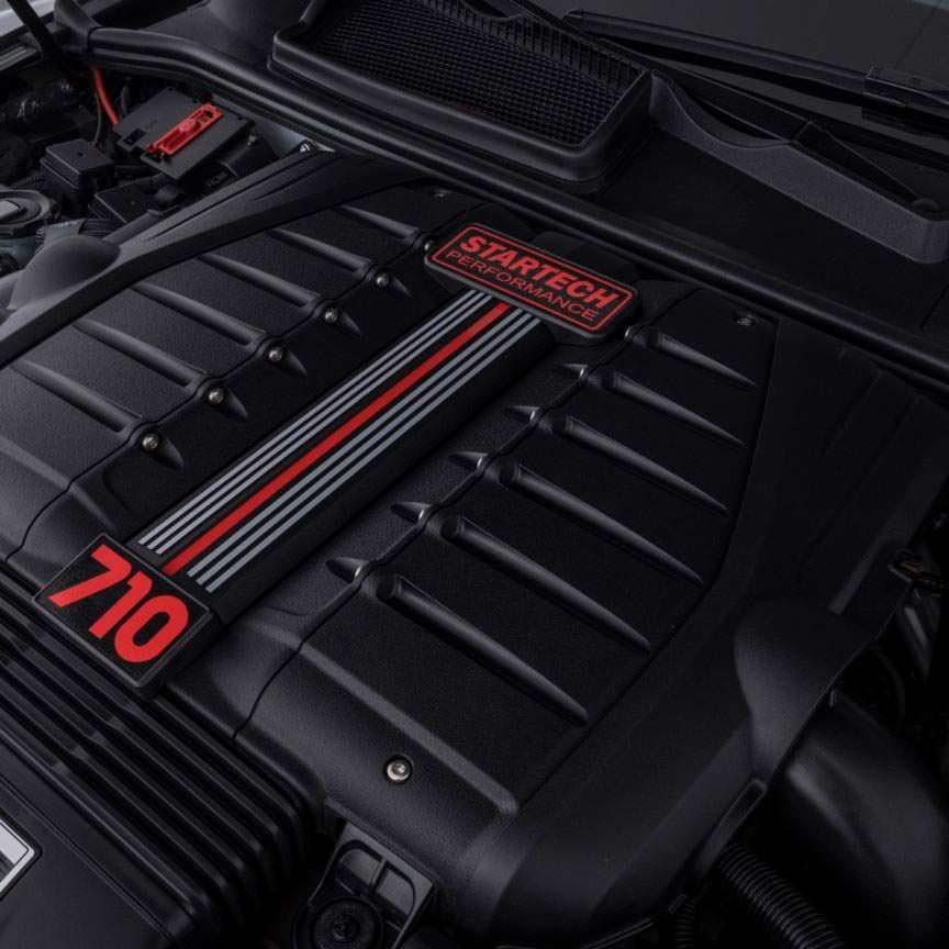 Двигатель W12 мощностью 710 л.с. Bentley Bentayga от Startech