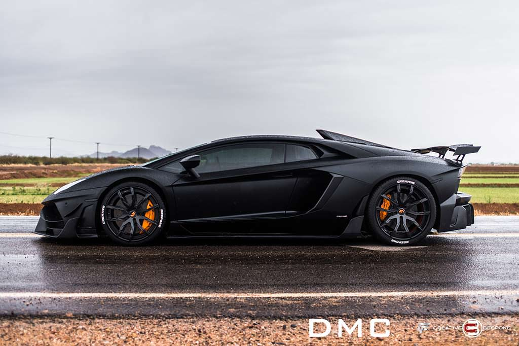 Lamborghini Aventador LP988. Тюнинг от DMC