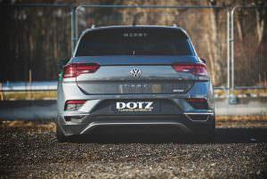 Тюнинг Volkswagen T-Roc 2018