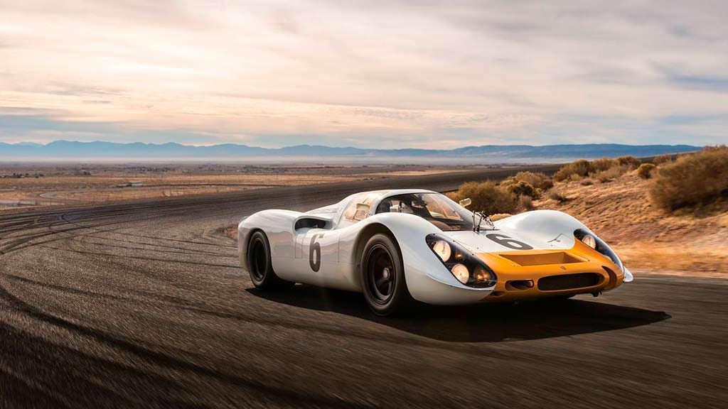 Porsche 908 K 1968 года выпуска