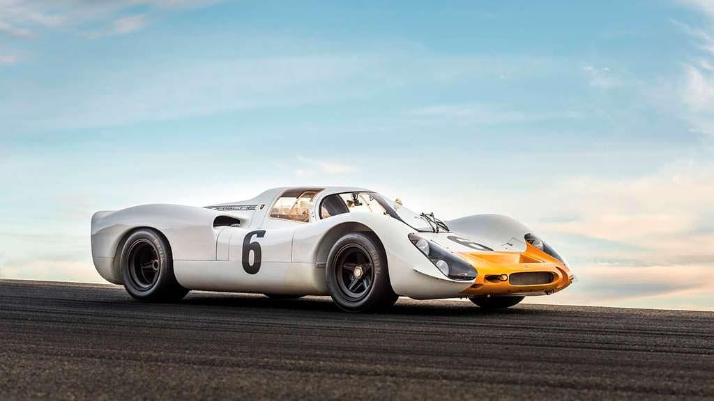 Коллекционный Porsche 908 K 1968 года выпуска