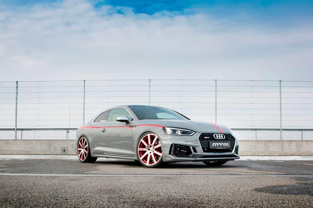 Тюнинг Audi RS5 R Coupe от MTM