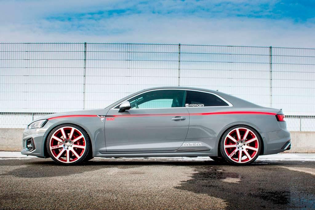 Новая Audi RS5 R Coupe от MTM