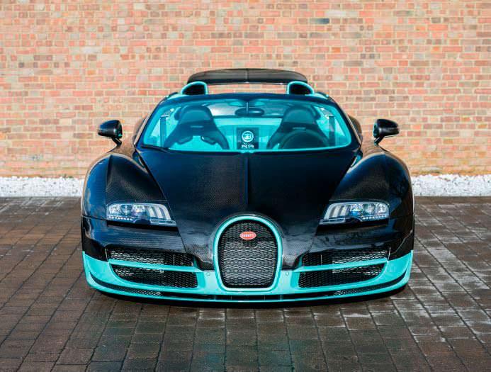 Bugatti Veyron Tiffany Edition