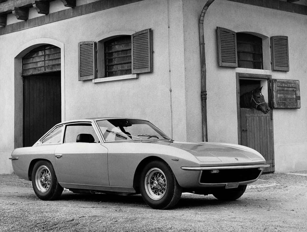 Lamborghini Islero 1968 года