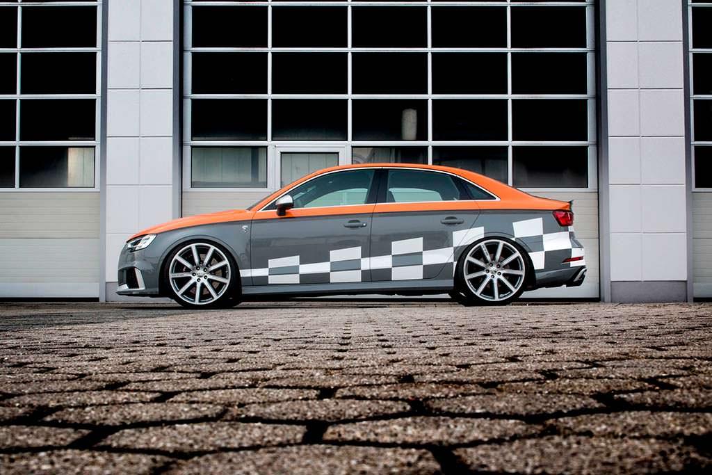 Тюнинг Audi RS3 R Sedan от MTM. Максимальная скорость 300 км/ч