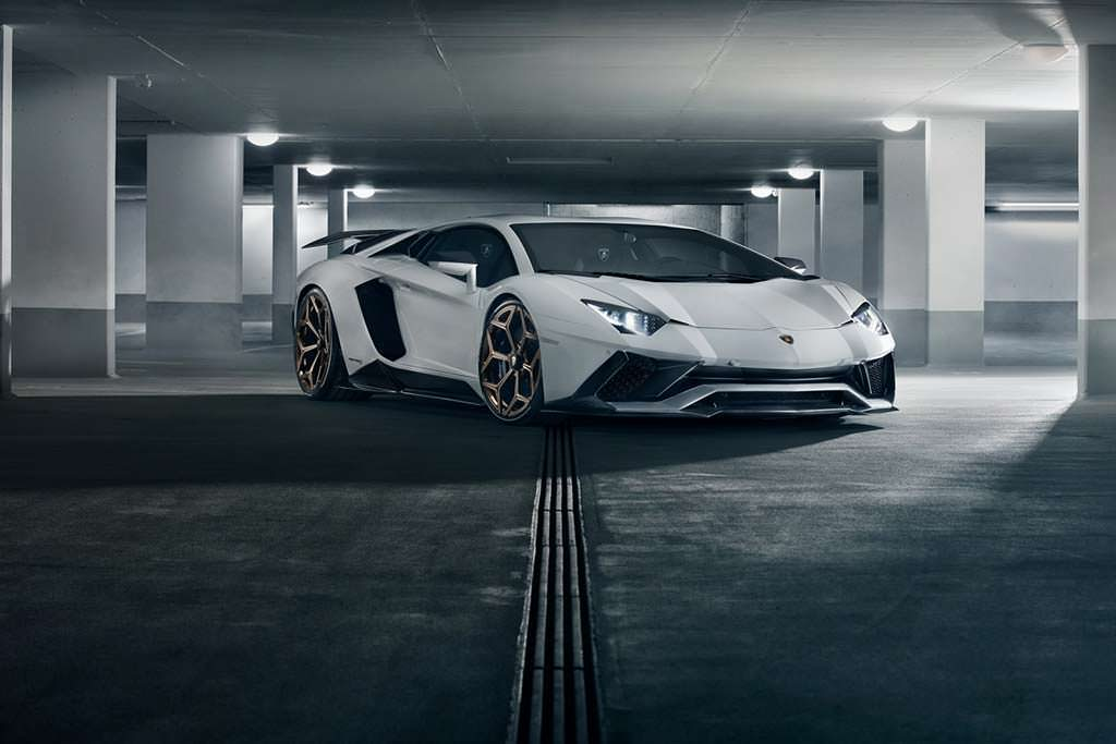 Тюнинг Lamborghini Aventador S от Novitec