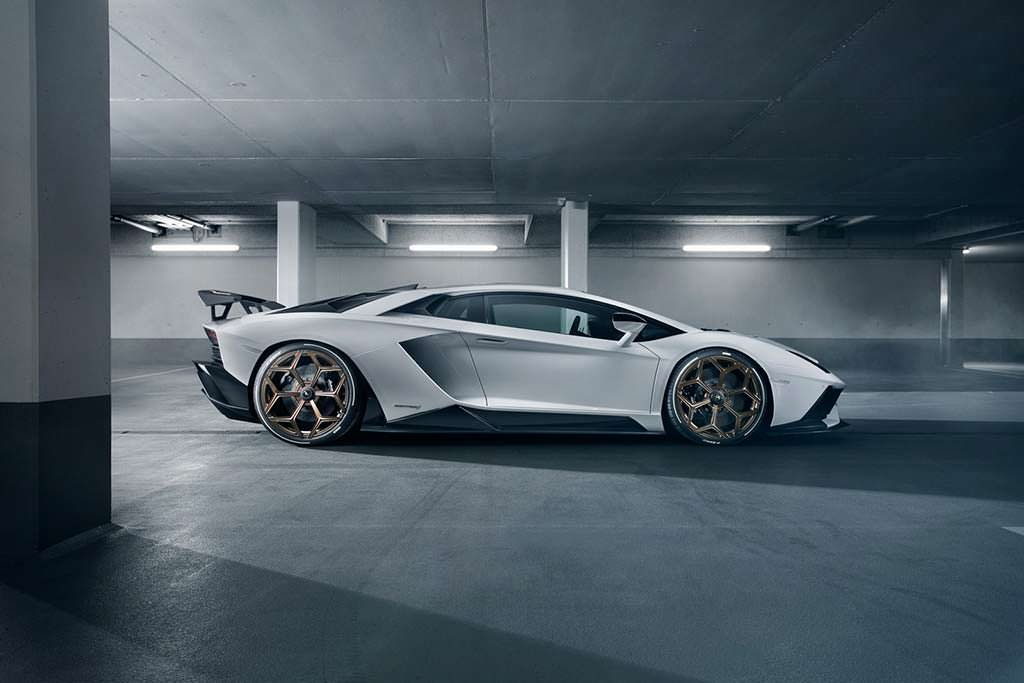 Novitec Lamborghini Aventador S. Мощность 752 л.с.