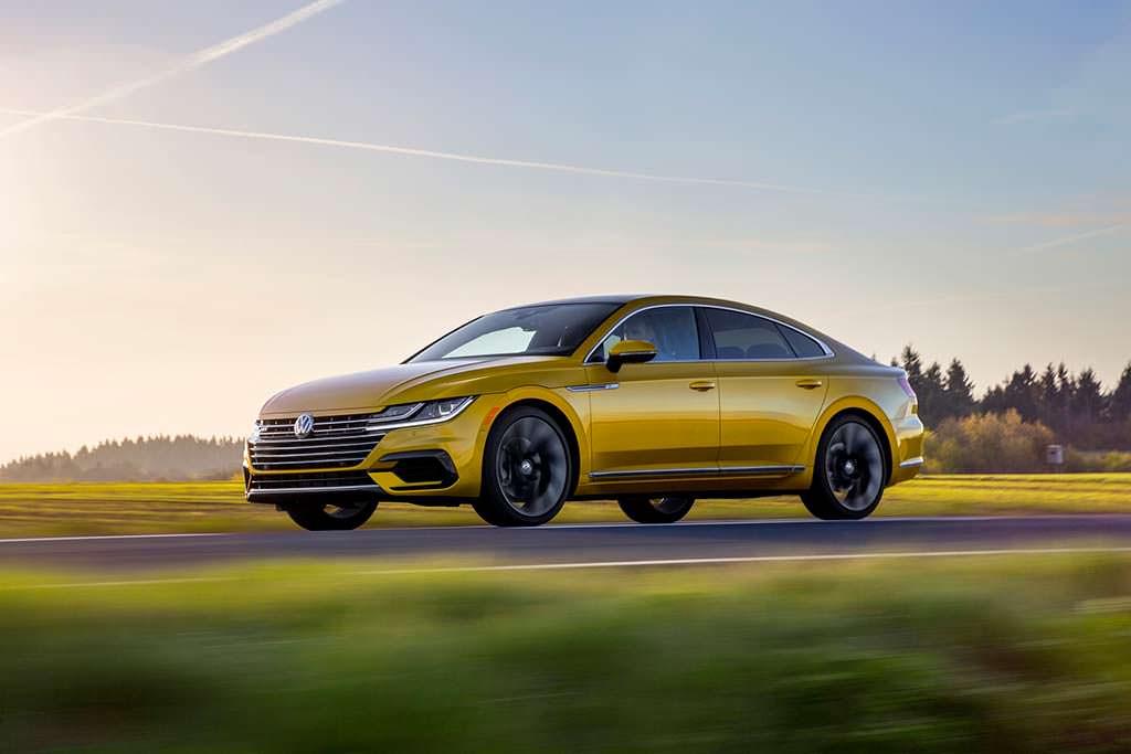 2019 Volkswagen Arteon R-Line